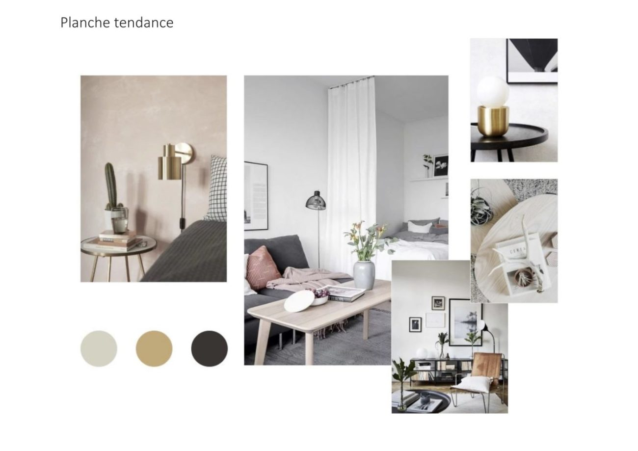 Planche d'ambience